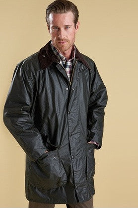 green barbour jackets