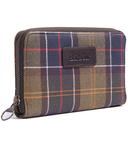 Barbour Narin Purse in Classic Tartan LAC0037TN11