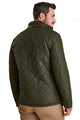 Barbour Powell Mens Quilted jacket -New -Sage/Olive-MQU0281GN72