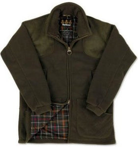 Barbour Dunmore fleece shooting jacket