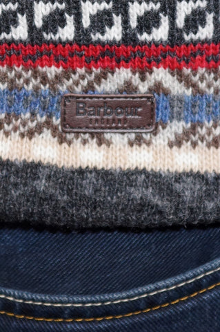 Barbour Martingale Crew neck lambswool sweater