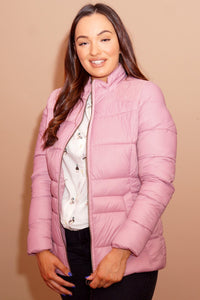 Barbour Brecon-Ladies Quilted Jacket-Pink Rose Bay-LQU1076PI32 side
