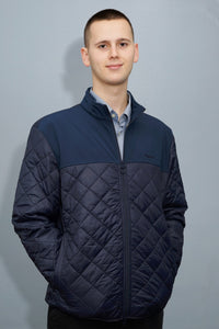 Barbour Staindrop-Mens Jacket-Navy-MQU1169NY71 Pockets