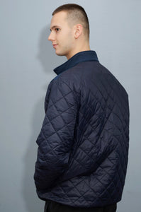 Barbour Staindrop-Mens Jacket-Navy-MQU1169NY71 back