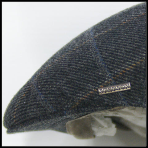 Stetson branded caps