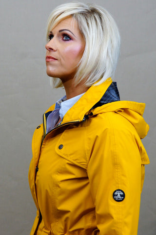 Barbour Trevose Jacket in Bright Canary Yellow