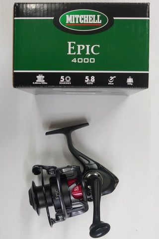 Mitchell Fishing-Spinning Reel-Epic-4000FD-1446180 front drag