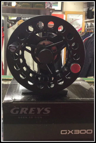 Greys sale Fly reel GX300