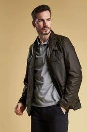 Barbour Beacon-James Bond-Wax Sports Jacket-Olive-MWX0007OL71 sale