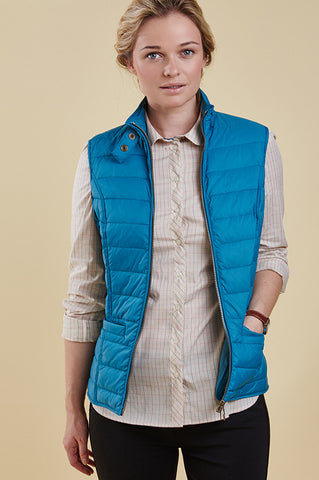 Gilet Barbour at Smyths sterling blue