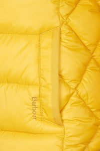 Barbour Quilted Jacket-Irvine-Golden Yellow-LQU1227YE71 pocket