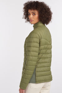 Barbour Avebury-Ladies Quilted jacket-New-Bayleaf-Olive Green-LQU1297GN31
