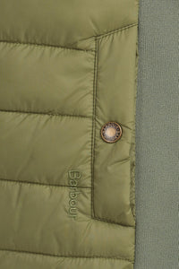 Barbour Avebury-Ladies Quilted jacket-New-Bayleaf-Olive Green-LQU1297GN31pocket
