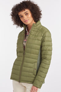 Barbour Avebury-Ladies Quilted jacket-New-Bayleaf-Olive Green-LQU1297GN31 fashion