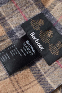 Barbour Tartan Lambswool Scarf - Dress Tartan - USC0001TN31 - Label Detail