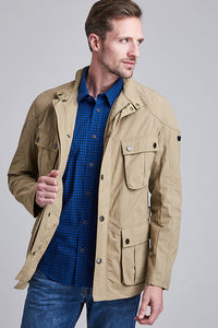 Barbour International-Guard-Casual Jacket-Sandstone-MCA0419SN31