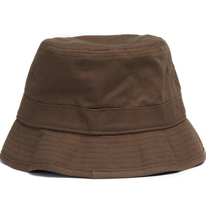 Barbour-Bush Hat-Cascade Bucket-Olive-MHA0615OL51 wide brim