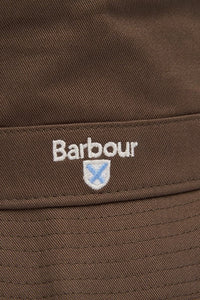 Barbour-Bush Hat-Cascade Bucket-Olive-MHA0615OL51 logo