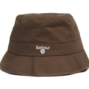 Barbour-Bush Hat-Cascade Bucket-Olive-MHA0615OL51