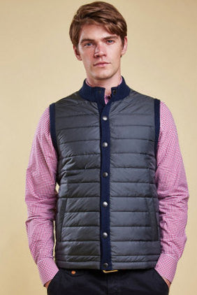 Essential Gilet Barbour at Smyths
