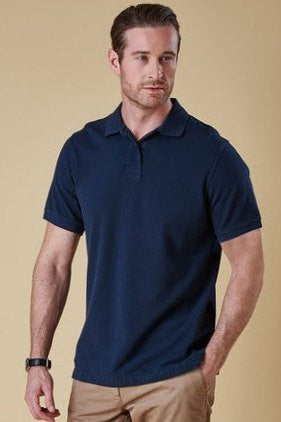 Barbour polo shirt