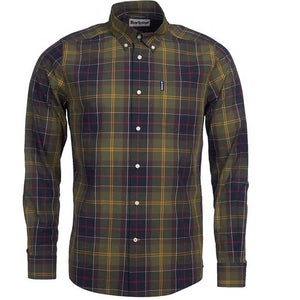 Barbour Shirt-Tartan Classic-Tailored 7-MSH4662TN11 best