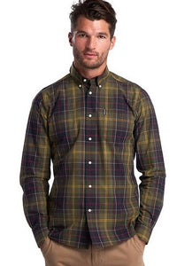 Barbour Shirt-Tartan Classic-Tailored 7-MSH4662TN11 classic