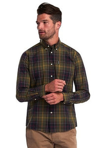 Barbour Shirt-Tartan Classic-Tailored 7-MSH4662TN11
