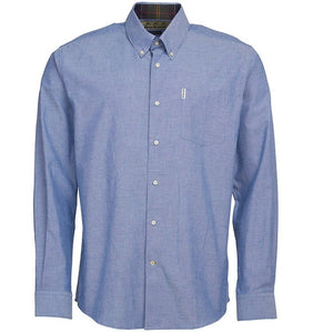 Barbour Shirt-Arnfield-Chamray/Blue-MSH4723BL15 classic blue