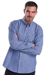 Barbour Shirt-Arnfield-Chamray/Blue-MSH4723BL15