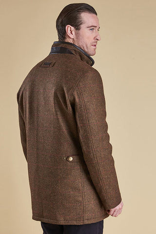 Barbour Wool Tweed Wimberel mens jacket