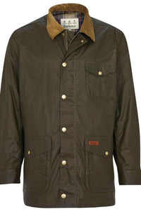 Barbour-Pavier-New-WAX JACKET-ARCHIVE OLIVE-MWX1787OL51