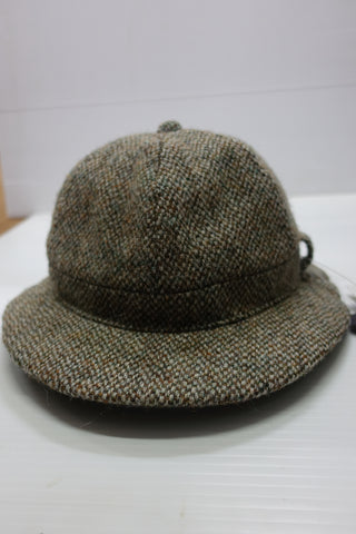 Deerstalker Hat In Harris Tweed