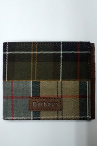 Barbour Wallet-Billfold-Mixed Tartan-MAC0250MI111 classic