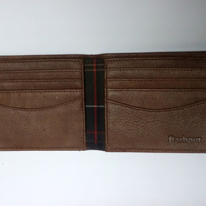 Barbour Wallet-Billfold-Mixed Tartan-MAC0250MI111 creditcards