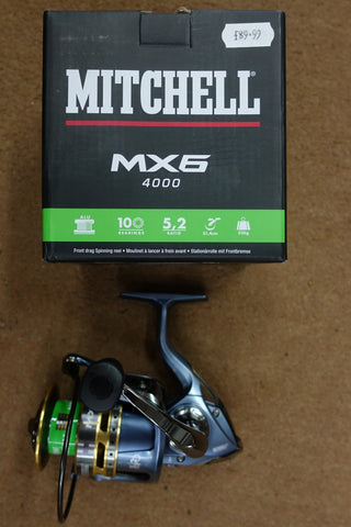 Mitchell Spinning Reel-New MX6-40FD-1486093