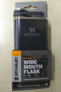 Stanley-Hip Flask-8 oz-Easy Fill-Wide Mouth-Classic Series-10-00837-127