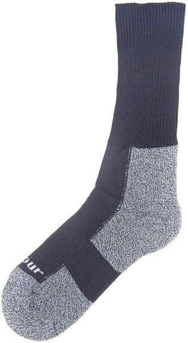 Barbour Socks Technical Eiger in Navy MSO0002NY92