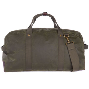 Barbour Holdall-Gamefair Archive Olive -UBA0423OL51 back