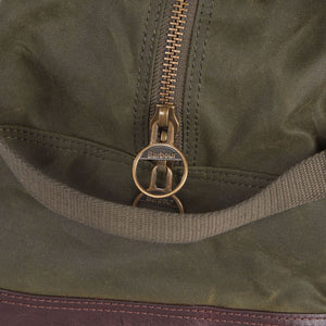 Barbour Holdall-Gamefair Archive Olive -UBA0423OL51 zip