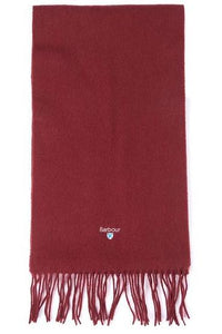 Barbour Scarf-Lambswool Scarf-Cinnamon-USC0008BR71