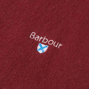 Barbour Scarf-Lambswool Scarf-Cinnamon-USC0008BR71 logo