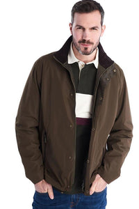 Barbour Barrowdale-Mens Jacket-Olive-MWB0737OL71