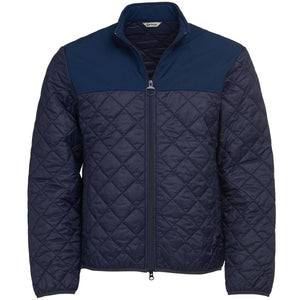 Barbour Staindrop-Mens Quilt Jacket-Navy-MQU1169NY71 windproof