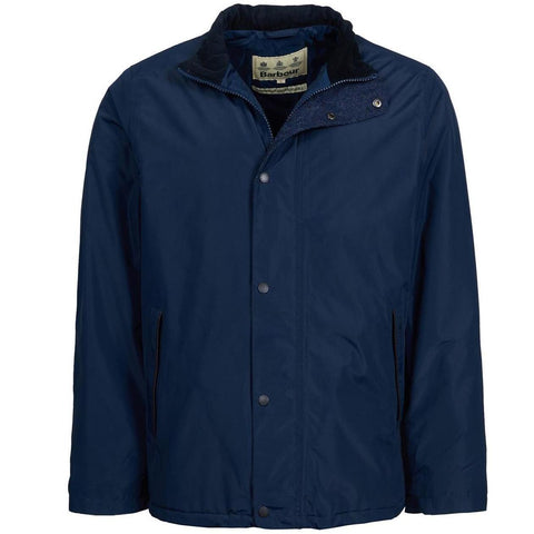 Barbour Barrowdale-Mens Jacket-Navy-MWB0737NY51
