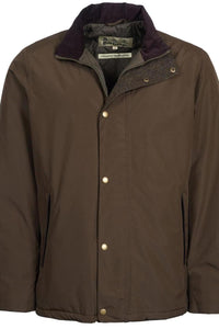 Barbour Barrowdale-Mens Jacket-Olive-MWB0737OL71 front