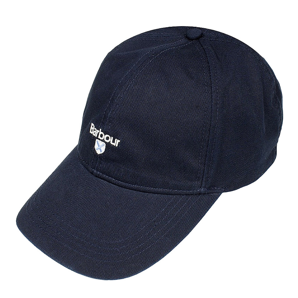 4881c762 Buy our Barbour Cascade Sports Baseball Cap in navy - Smyths Country ...