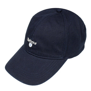 Barbour Cap Baseball Cascade Sports in navy MHA0274NY911