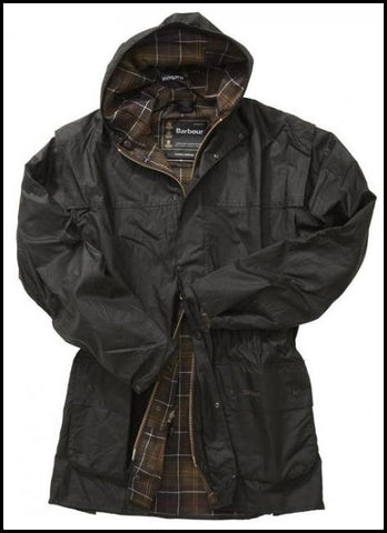 Barbour Classic Durham wax jacket MWX0011SG31