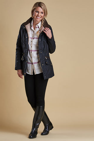 Ladies Barbour Wax Jackets From Smythys Barbour Wax Jacket